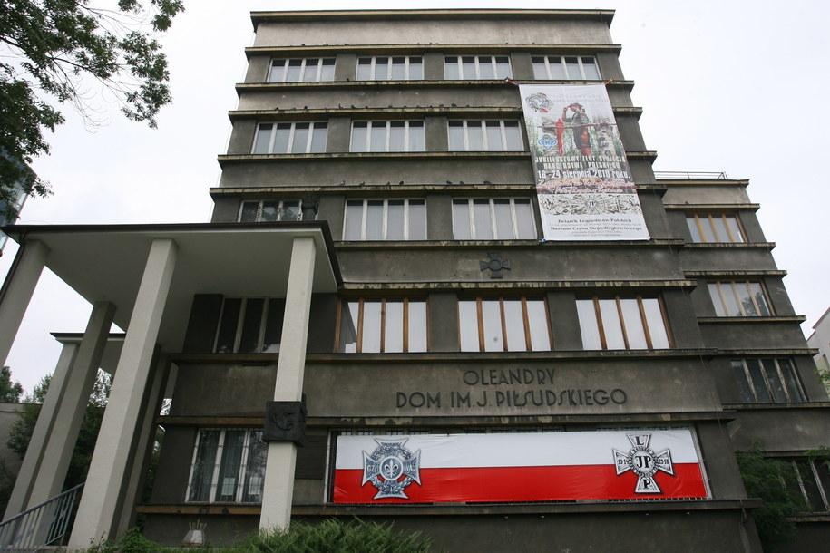 Dom im. Józefa Piłsudskiego (zdj. arch.) / Jacek Bednarczyk    /PAP