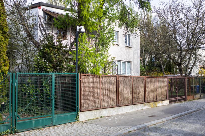 Dom Jarosława Kaczyńskiego na Żoliborzu /Adam Burakowski /Reporter