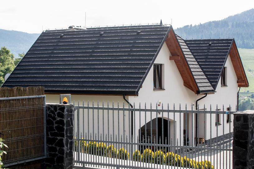 Dom Justyny Żyły z zewnątrz /East News