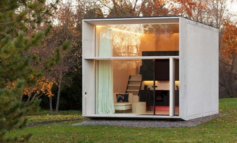 Dom ma ma 30 metrów kwadratowych powierzchni użytkowej /materiały prasowe