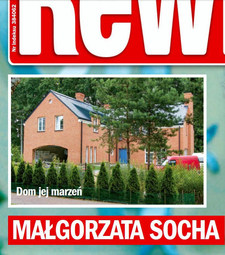 Dom Małgorzaty Sochy /Rewia