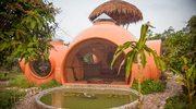 Dom marzeń za grosze: Steve Areen i jego tropikalna kopuła