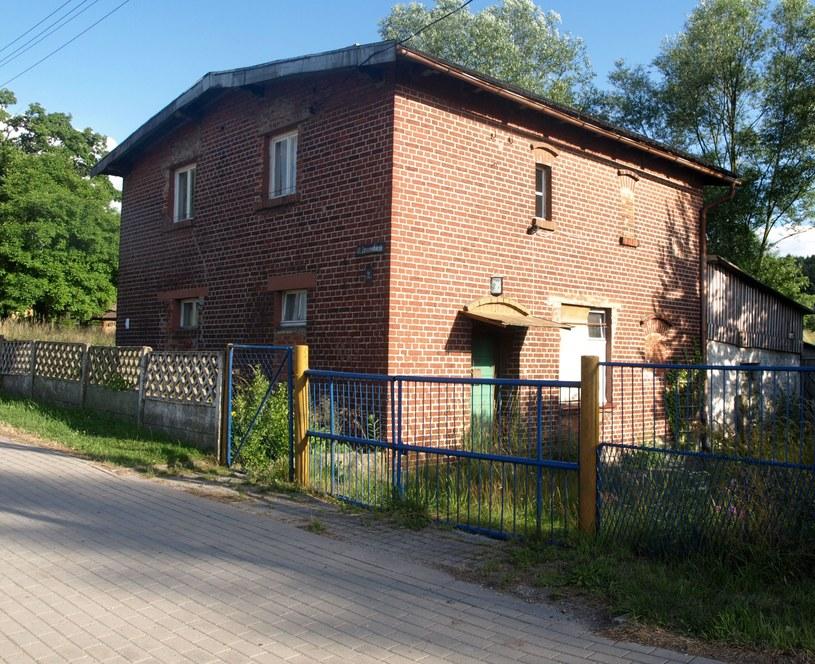 Dom - miejsce przechowywania archiwaliów /Odkrywca