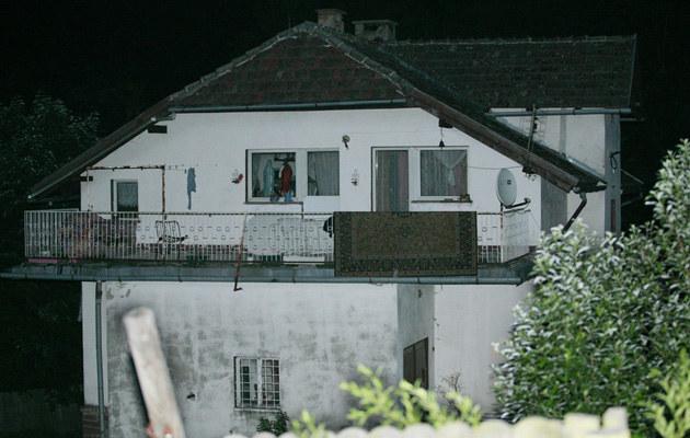 Dom Violetty Villas w Lewinie Kłodzkim - zdjęcie zrobione 5 czerwca 2012 r. /Tomasz Gola /East News
