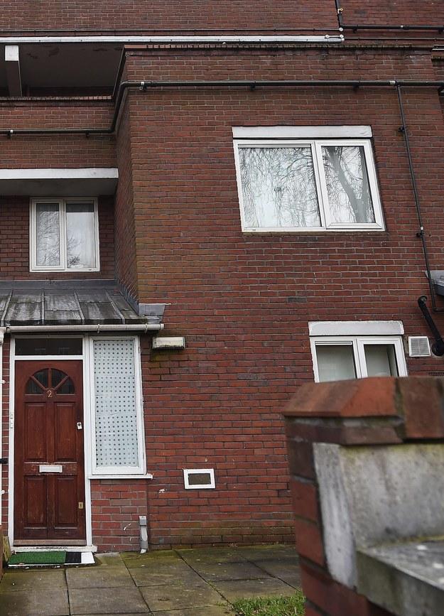 Dom, w którym dorastał islamski kat /ANDY RAIN /PAP/EPA