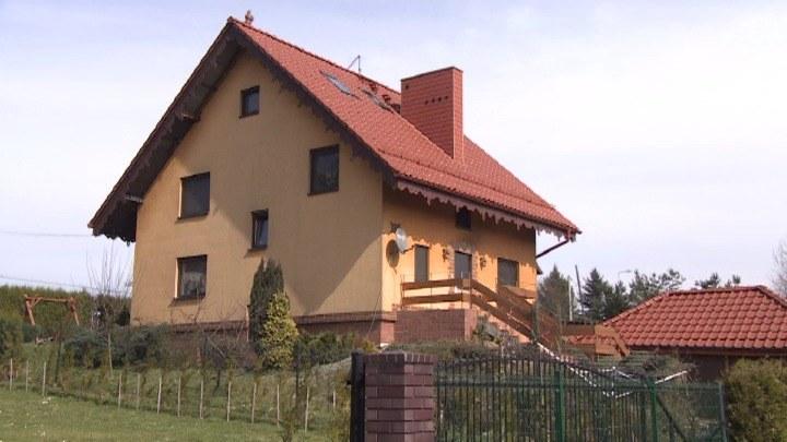 Dom, w którym doszło do tragedii /TVN24/x-news