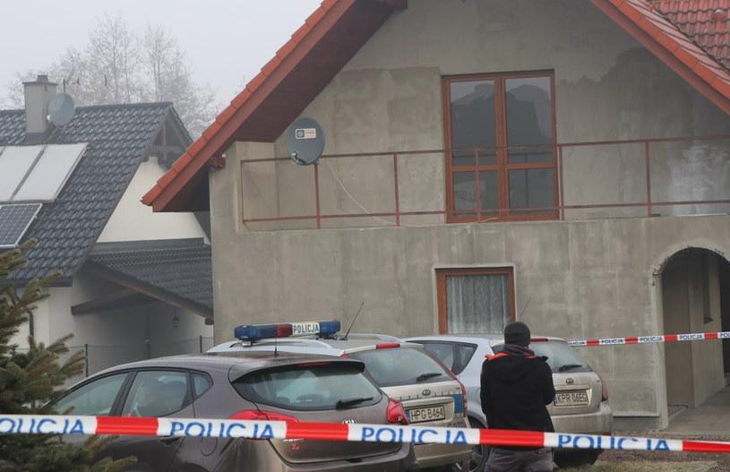Dom, w którym doszło do tragedii /Józef Polewka /RMF FM /