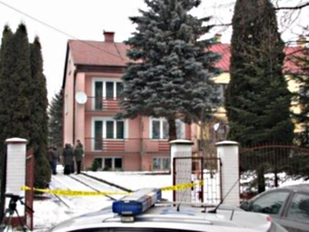 Dom, w którym doszło do zbrodni /  fot. Maciej Grzyb /RMF