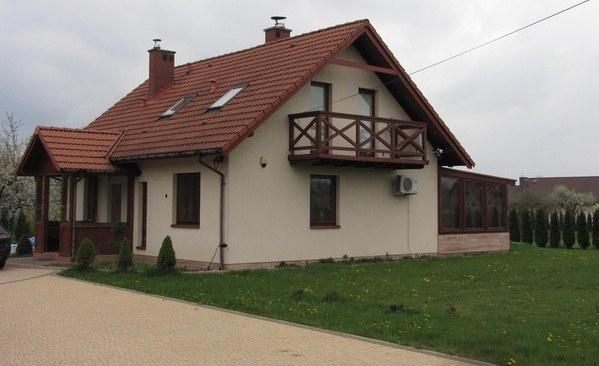 Dom, w którym mieszkała dziewczynka /Maciej Pałahicki /RMF FM