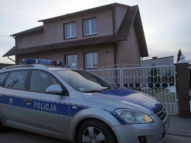 Dom, w którym odnaleziono ciała dzieci /Piotr Bułakowski /RMF FM