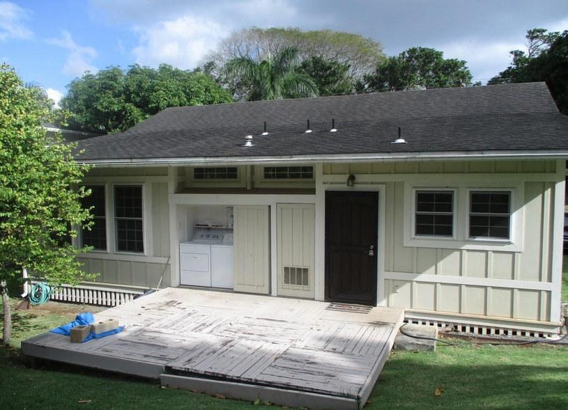 Dom, w którym wychował się Barack Obama /IMP FEATURES/East News /East News