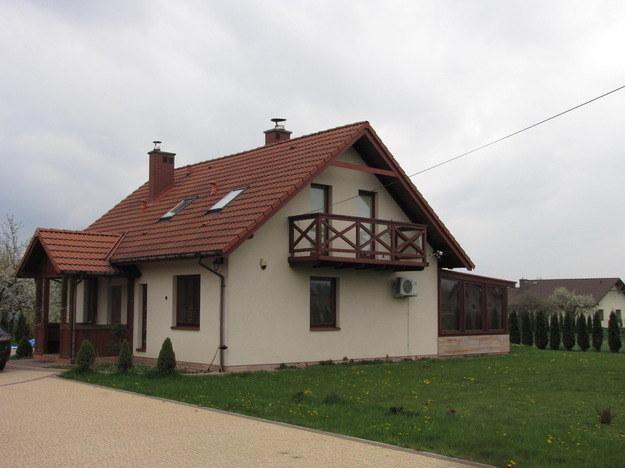 Dom, w którym znaleziono zwłoki dziewczynki /Maciej Pałahicki /RMF FM