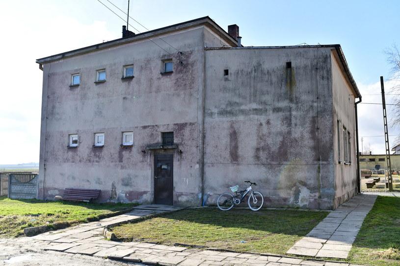 Dom w miejscowości Kozłów, gdzie doszło do tragedii /Art Service 2 /PAP