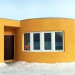 Dom wydrukowany przez drukarkę 3D w ciągu doby