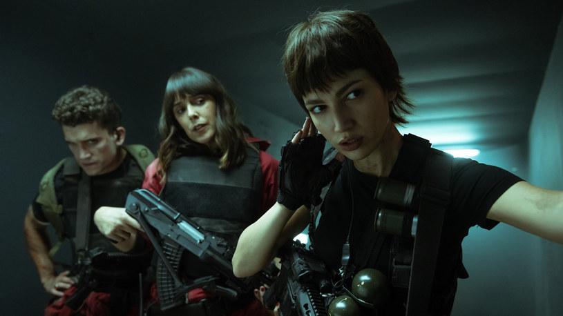 """""""Dom z papieru"""": Sezon piąty /Tamara Arranz/Netflix /materiały prasowe"""