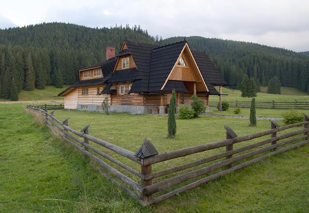 Dom z widokiem na Tatry kosztuje milion złotych... /©123RF/PICSEL