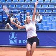 Domachowska odniosła w Maroku największy sukces w karierze /INTERIA.PL