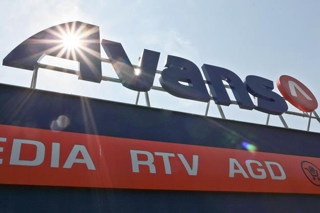 Domex jest m.in. właścicielem 250 elektromarketów pod marką Avans /PAP
