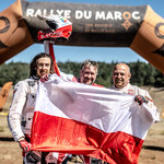 Dominacja Sonika i biało-czerwone podium w Maroku
