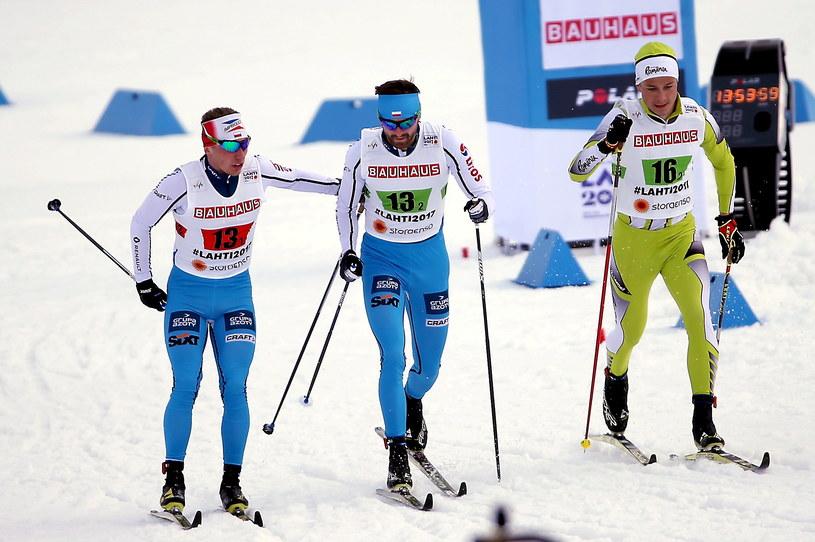 Dominik Bury i Jan Antolec /Grzegorz Momot /PAP