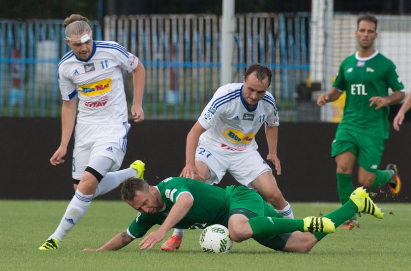 Dominik Furman (z lewej) /Grzegorz Michałowski /PAP