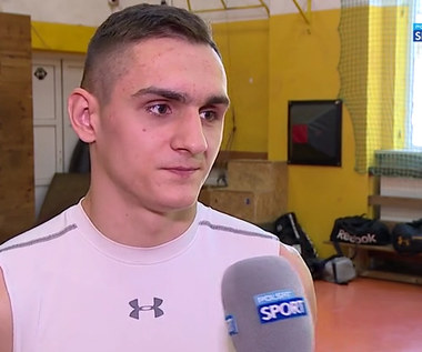 Dominik Harwankowski: Polsat Boxing Promotions daje nowe możliwości (POLSAT SPORT). Wideo