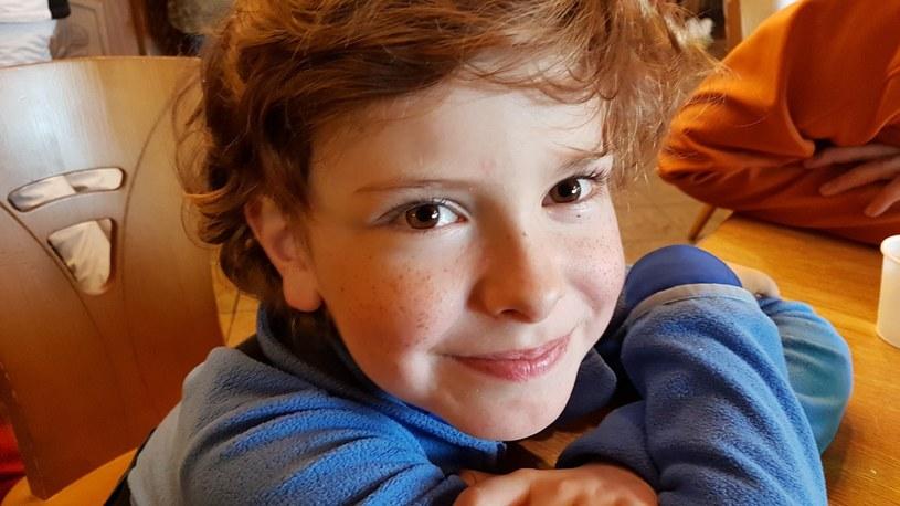 Dominik ma tylko dziewięć lat i całe życie przed sobą /archiwum prywatne