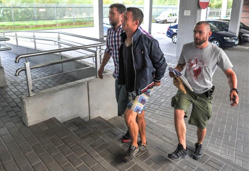 Dominik W. został zatrzymany przez policję /Karolina Misztal /East News