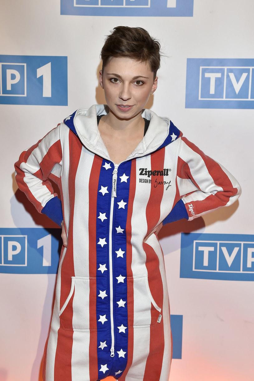Dominika Barabas wystąpi w Konkursie SuperPremiery na Festiwalu w Opolu /AKPA