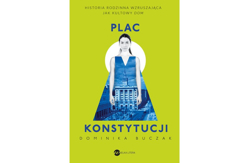 Dominika Buczak, Plac Konstytucji /Styl.pl/materiały prasowe