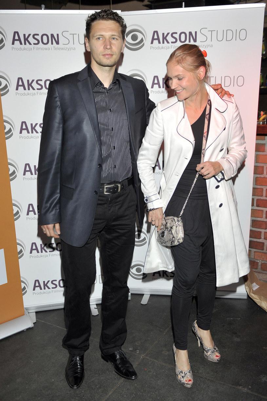 Dominika Figurska i Michał Chorosińeki /- /AKPA