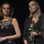 """Dominika Figurska w seksownej stylizacji na premierze """"Smoleńska"""""""