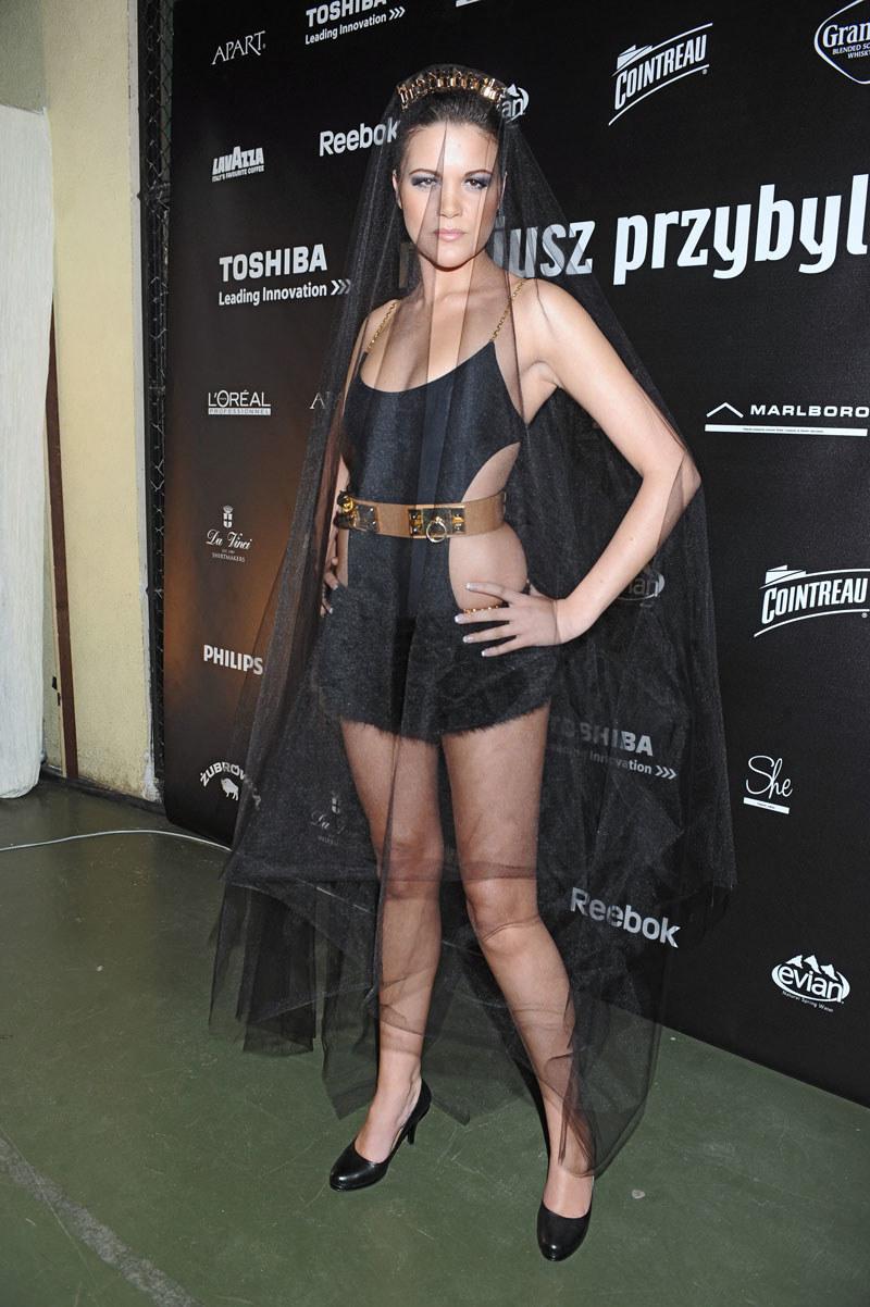 Dominika Gawęda, fot. Andras Szilagyi  /MWMedia