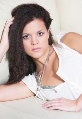 Dominika Gawęda, nowa wokalistka Blue Cafe /