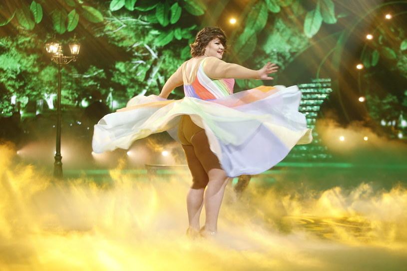 Dominika Gwit tańczy dalej! /AKPA