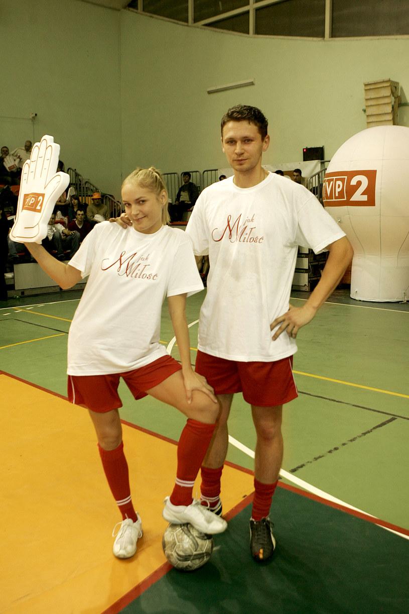 Dominika i Michał /- /AKPA