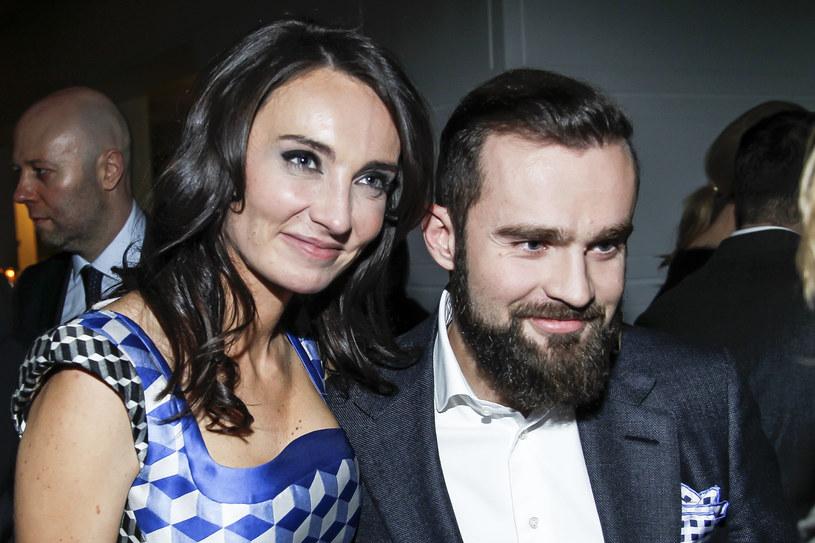 Dominika i Sebastian Kulczykowie /Grabarski Damian /AKPA