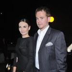 Dominika Kulczyk-Lubomirska z mężem