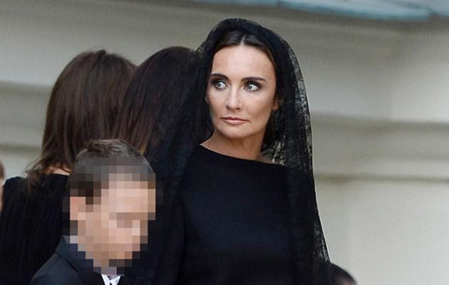 Dominika Kulczyk pożegnała swojego ojca /East News
