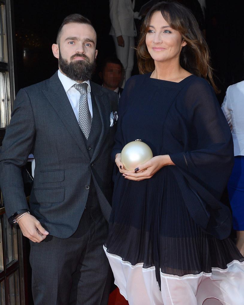 Dominika Kulczyk z bratem Sebastianem /Jarosław Antoniak /MWMedia