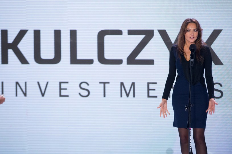 Dominika Kulczyk /Andrzej Iwańczuk /East News
