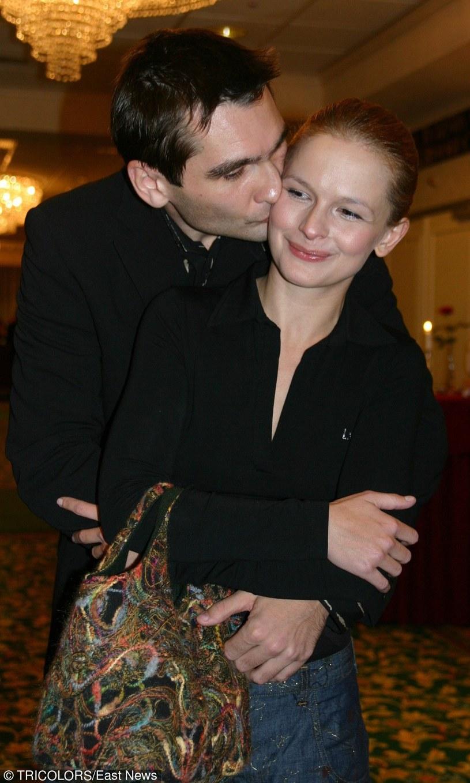 Dominika Ostałowska i Hubert Zduniak /- /East News