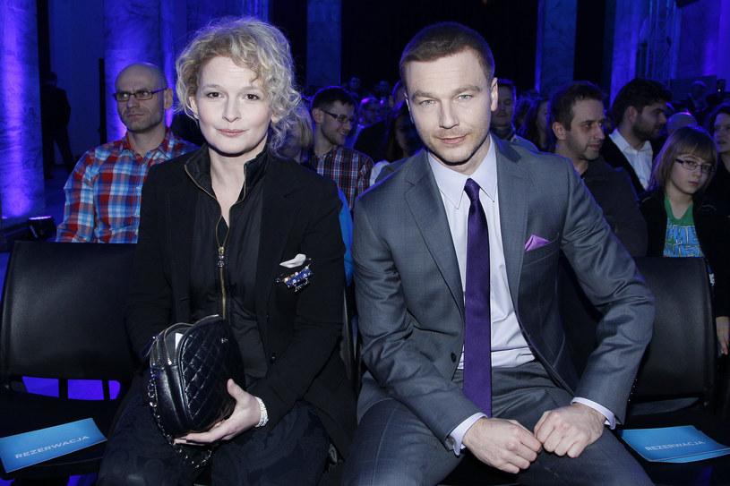 Dominika Ostałowska i Krystian Wieczorek /AKPA
