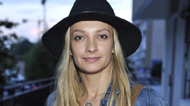 Dominika startowała w wyborach Miss Polonia 1998, jednak zamiast modelingu postawiła na aktorstwo. /Kurnikowski /AKPA