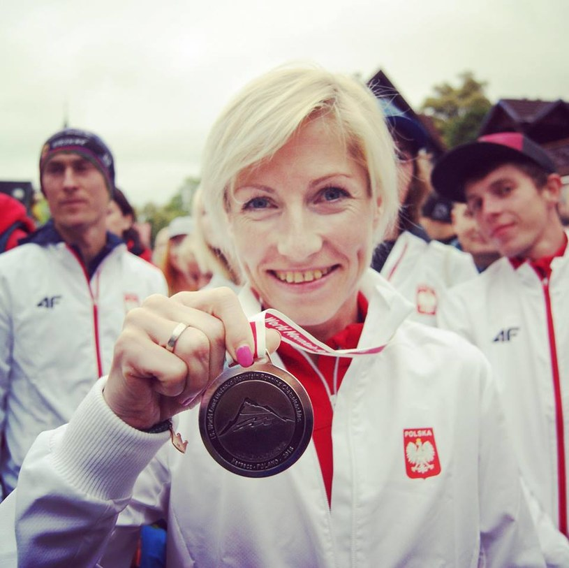 Dominika Stelmach ze srebrem mistrzostw świata/ Źródło: archiwum prywatne zawodniczki /Facebook