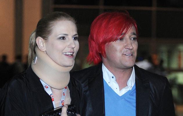 Dominika Tajner i Michał Wiśniewski /Jarosław Antoniak /MWMedia