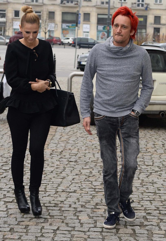 Dominika Tajner i Michał Wiśniewski /East News