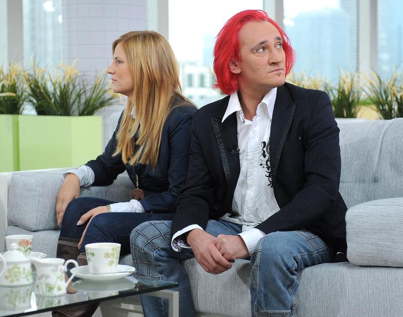 Dominika Tajner-Wiśniewska i Michał Wiśniewski /Bartosz Krupa /East News