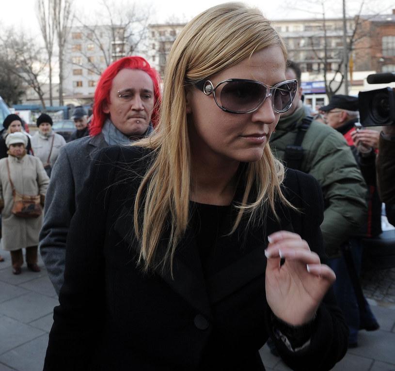 Dominika Tajner-Wiśniewska i Michał Wiśniewski /Mieczysław Włodarski /Reporter