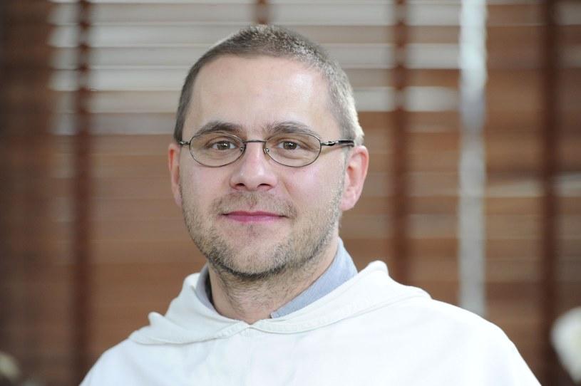 Dominikanin Paweł Gużyński /BLAWICKI PIOTR /East News